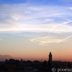 sonnenuntergang-in-marrakesch