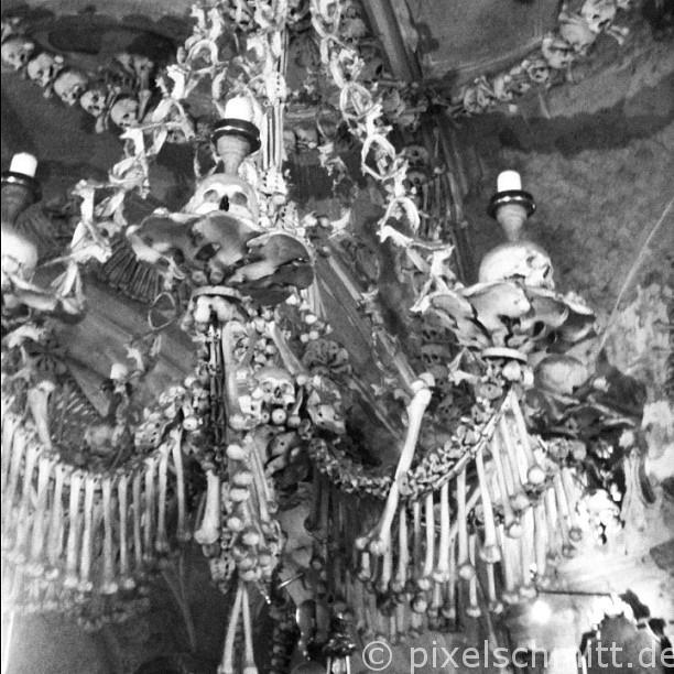 knochenkirche bei prag