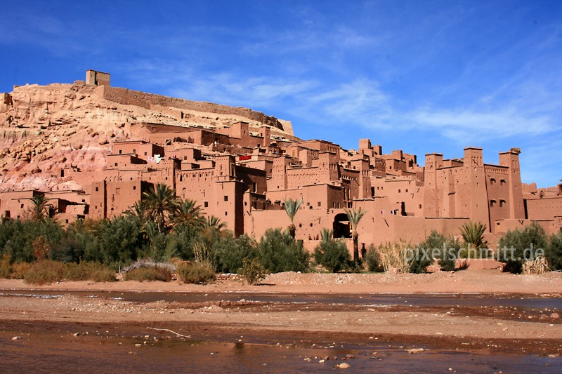 "Ait-Ben-Haddou in Marokko – Am Drehort von ""Game of Thrones"" und ""Gladiator"""