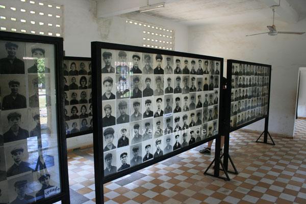 Tuol Sleng S21 Gefängnis Pnom Penh