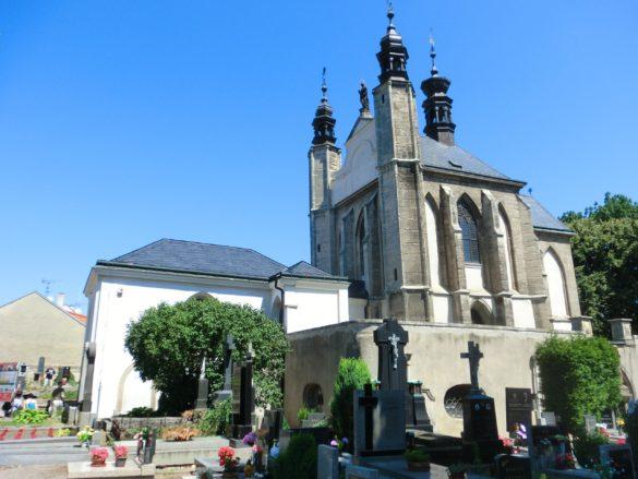 Kutná Hora: Die Knochenkirche bei Prag