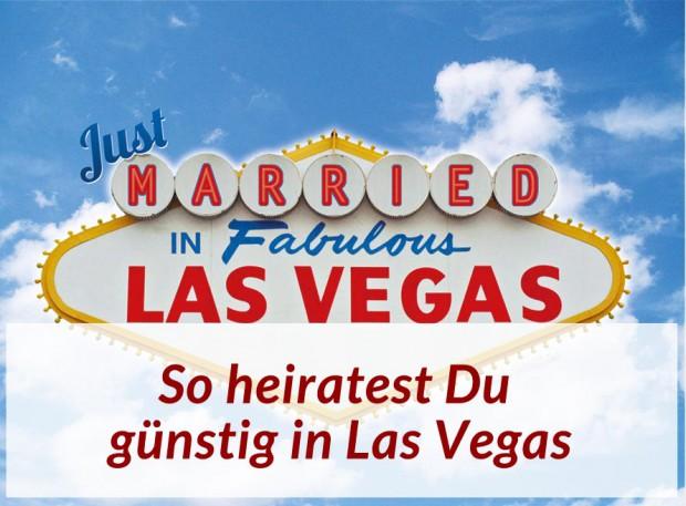 Was kostet eine Hochzeit in Las Vegas?