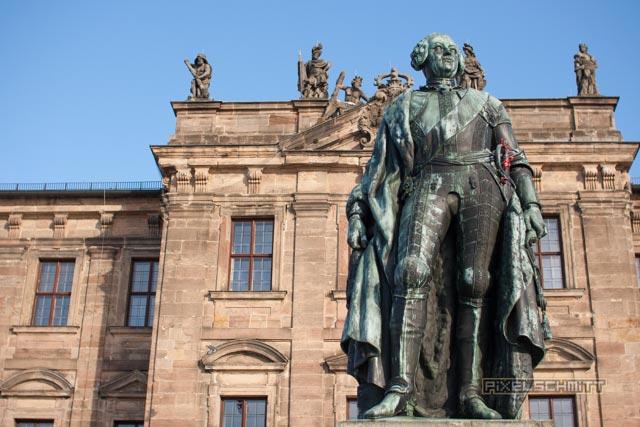 Fototour durch das herbstliche Erlangen