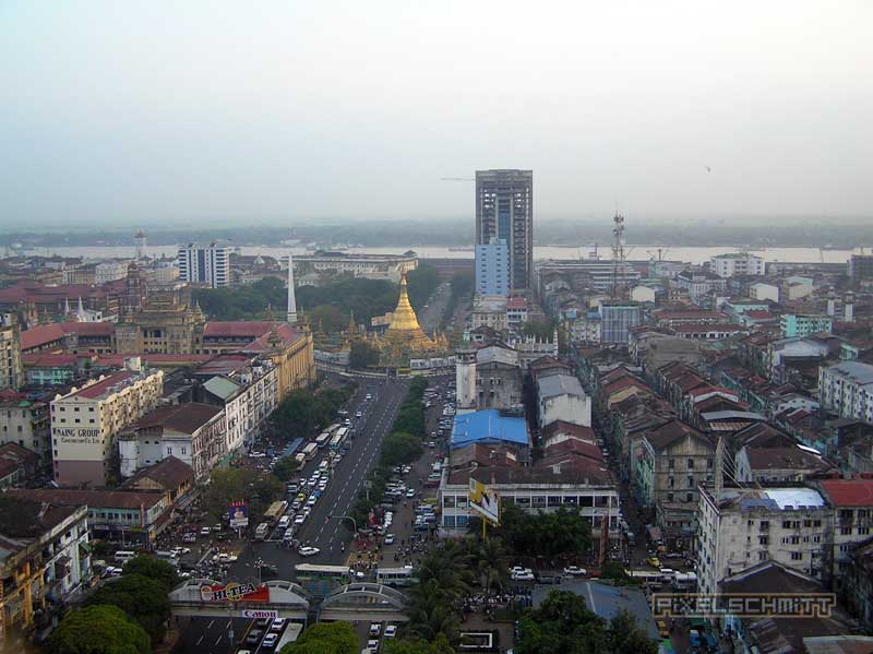 myanmar-reisebericht-yangon-sule-pagode