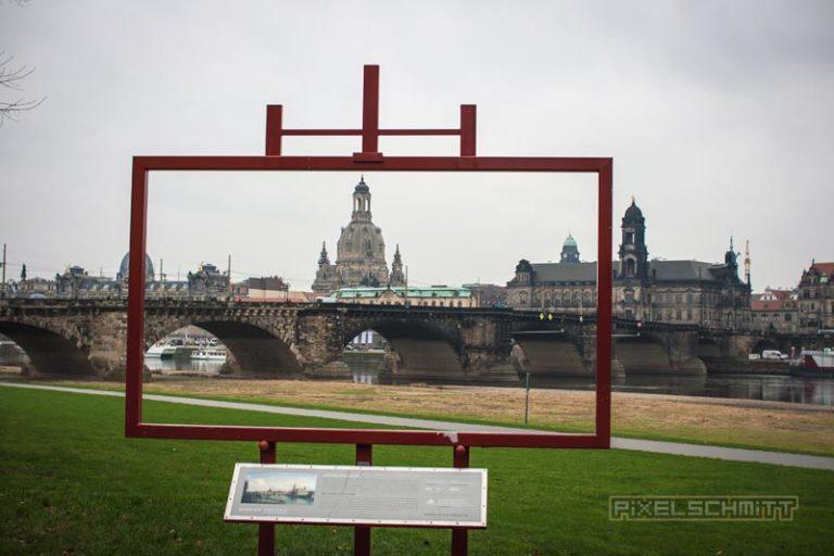 Sehenswürdigkeiten Dresden: Canaletto Blick