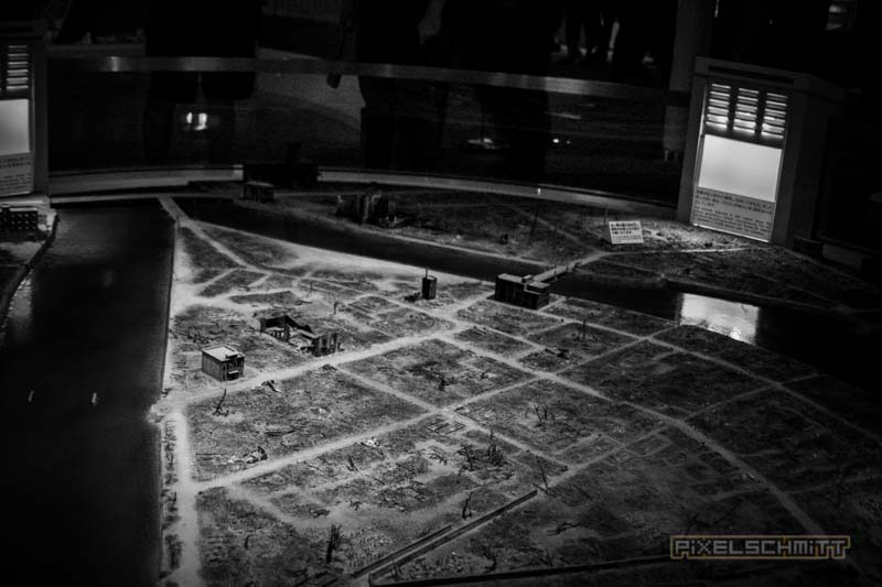 Hiroshima nach dem Angriff