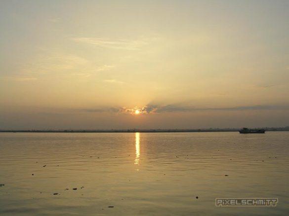 Bagan Sonnenuntergang