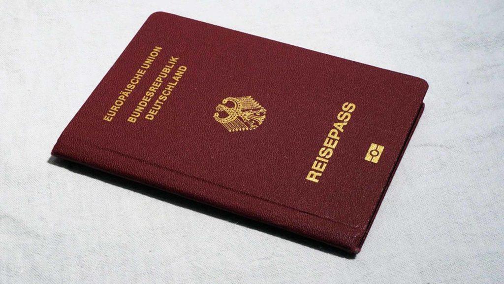 Null im Ausweis