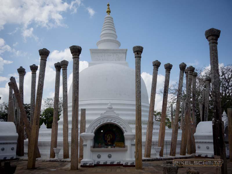 Anuradhapura: Tipps und Tricks für Deinen Besuch in der alten Königsstadt