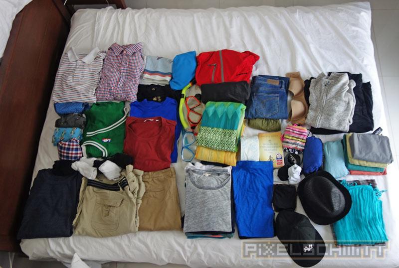 Packliste Sri Lanka: Das passt alles in einen Rucksack