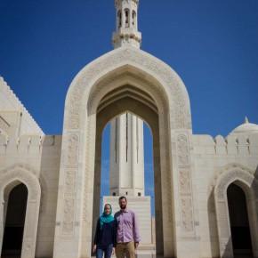 Moschee Oman