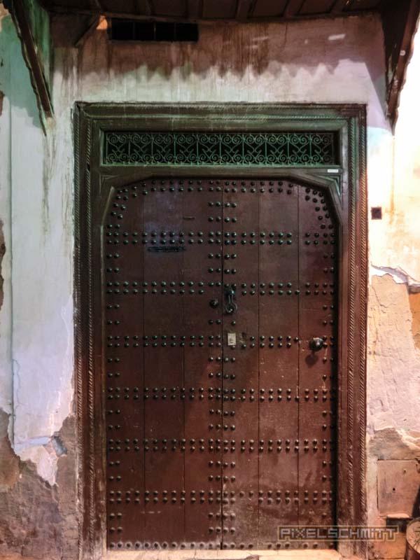 marrakesch, architektur, türen, reise, reiseblog, reisebericht, marokko