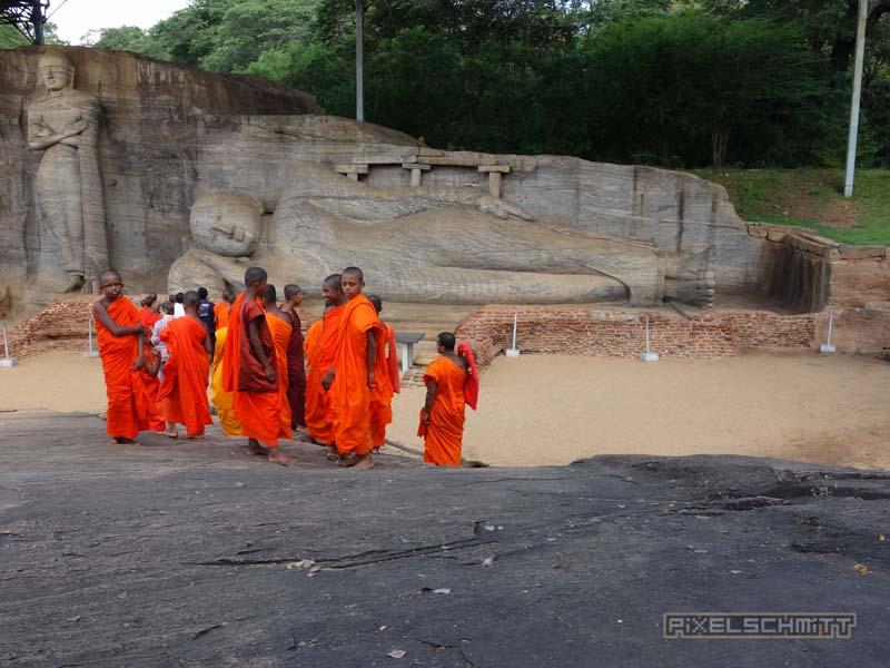 Reisebericht Sri Lanka: Fototour durch Polonnaruwa