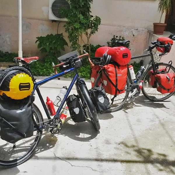 Mit dem Fahrrad durch Tadschikistan