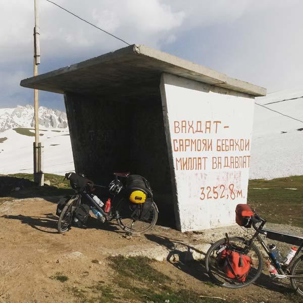 Der Saghirdasht-Pass