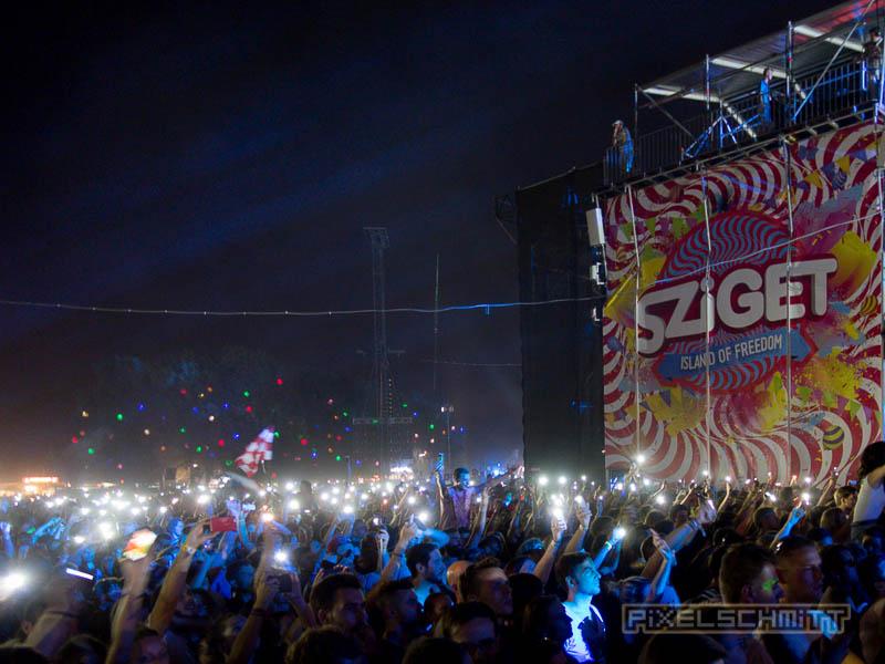 Sziget Festival: Mein erstes Mal … und sicher nicht das letzte Mal!