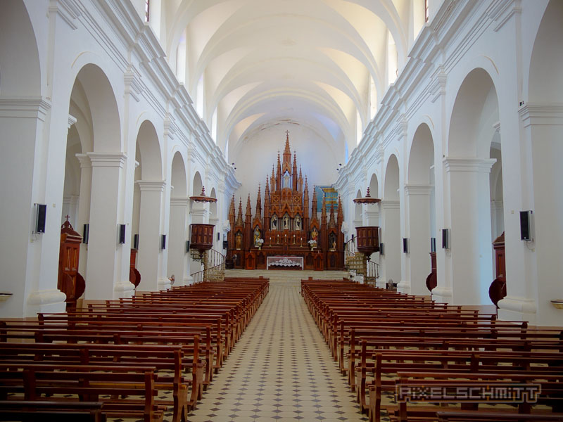 Kirche in Trinidad Kuba