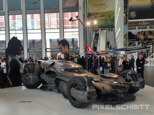 Turkish Airlines Batmobil ITB Berlin