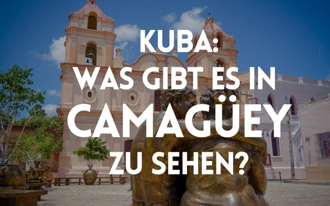 Kuba Urlaub: Fototour durch Camagüey