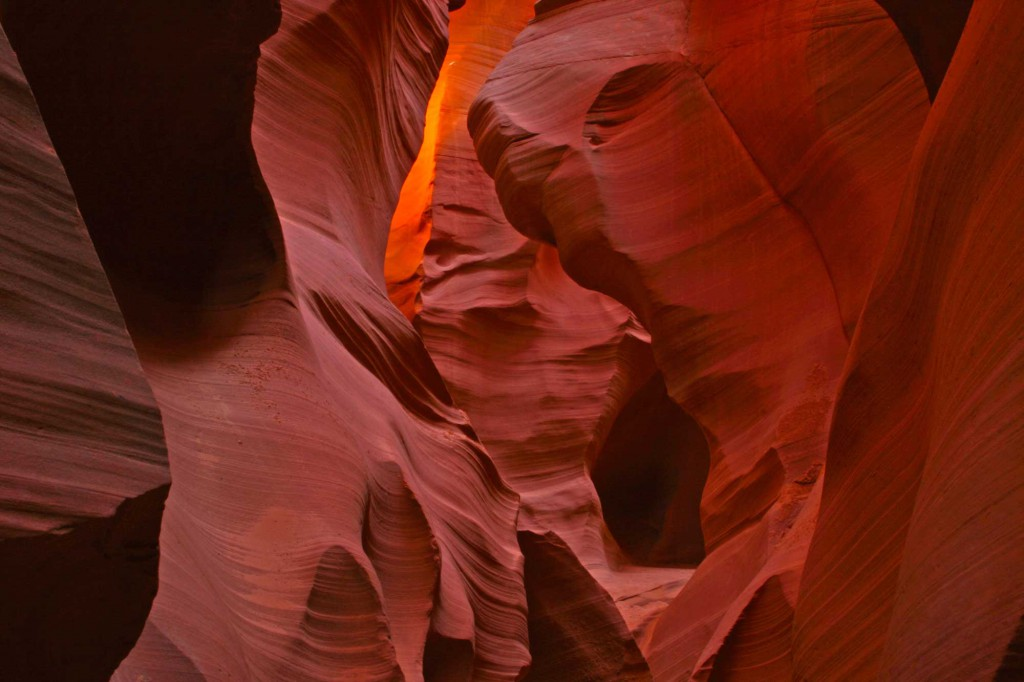 Antelope Canyon in Utah