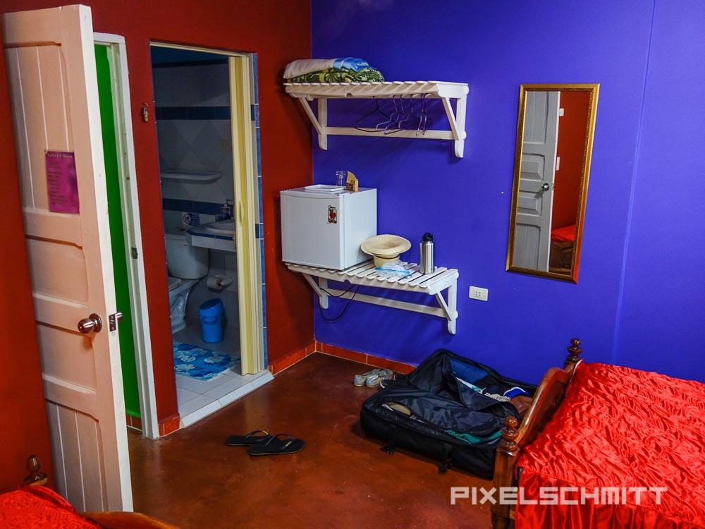 Vinales Kuba Casa Particular Zimmer