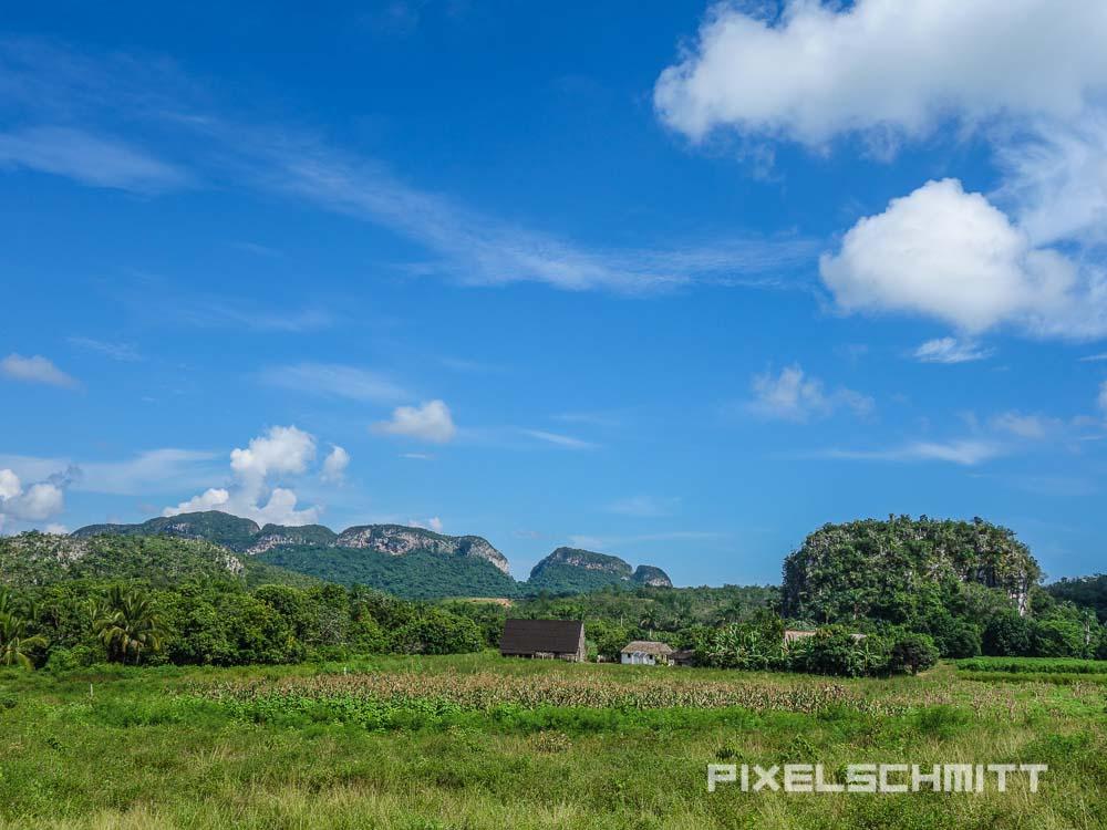 Das Tal von Viñales - einfach schön