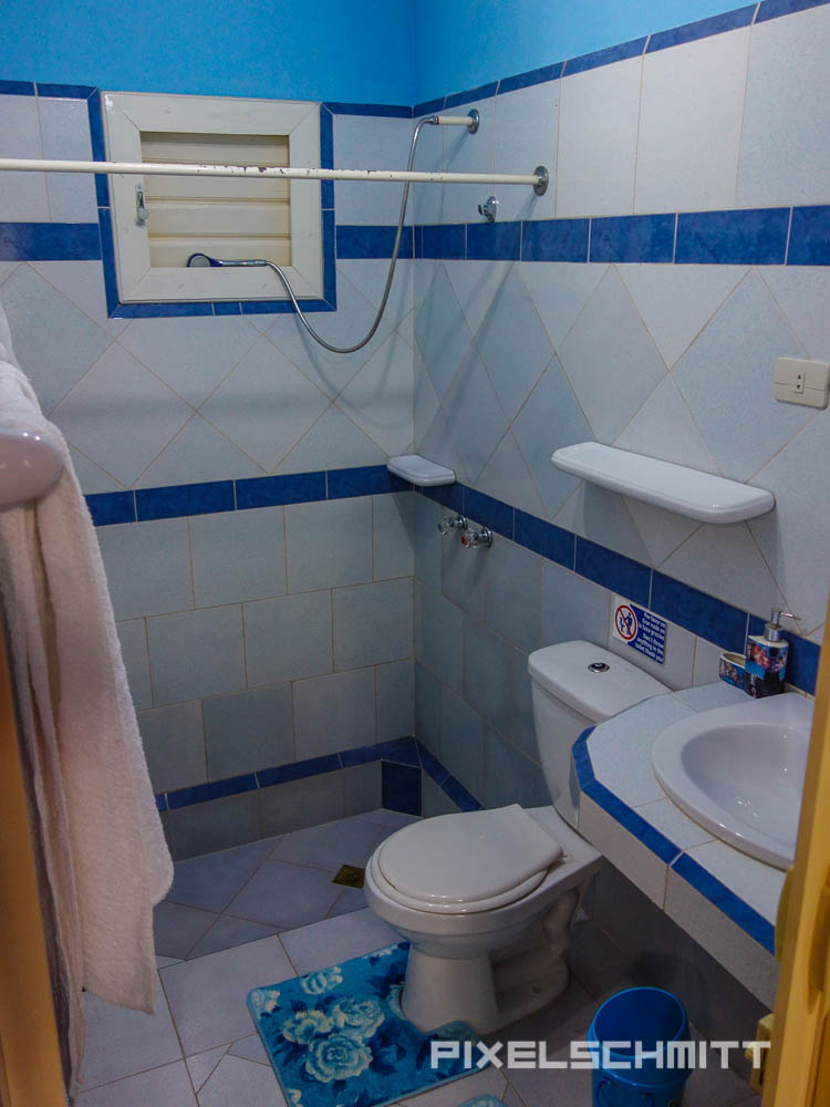 Vinales Kuba Casa Particular Zimmer Bad