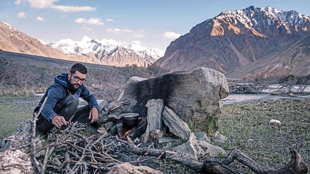 Die Zivilisation ist weit entfernt - Foto: www.kilianreil.com