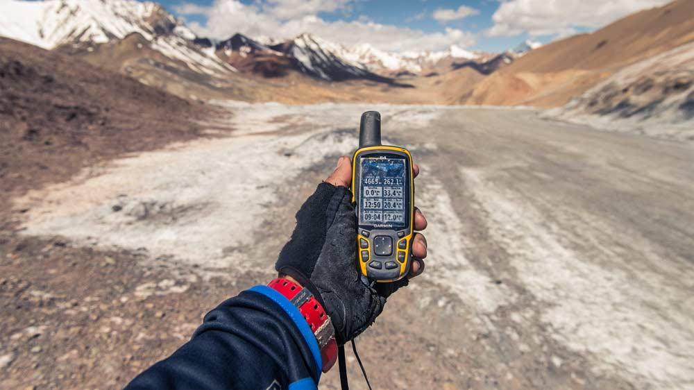 Der höchste Pass ist der Akbaital-Pass - Foto: www.kilianreil.com