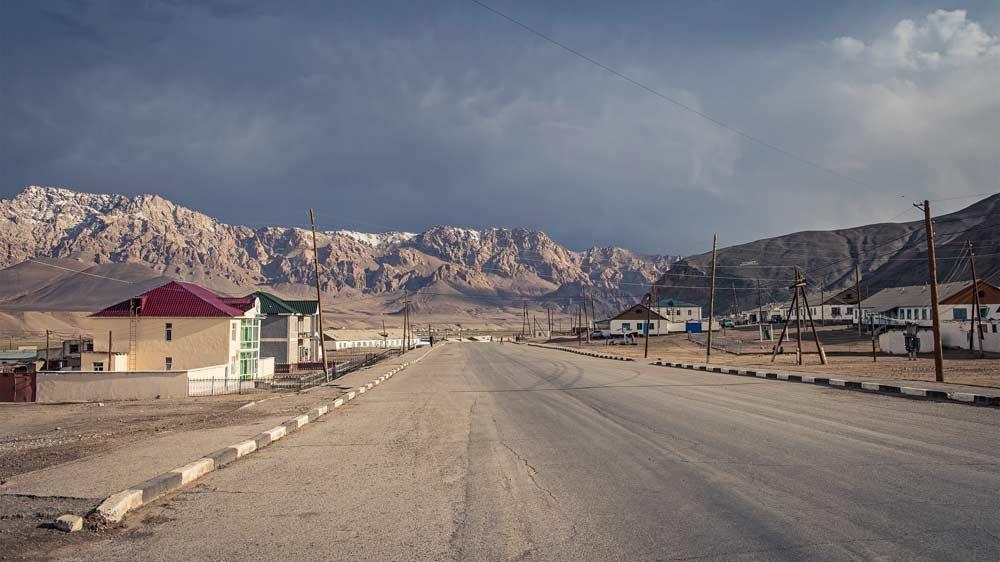 Murghab ist die östlichste Stadt im Pamirgebirge - Foto: www.kilianreil.com