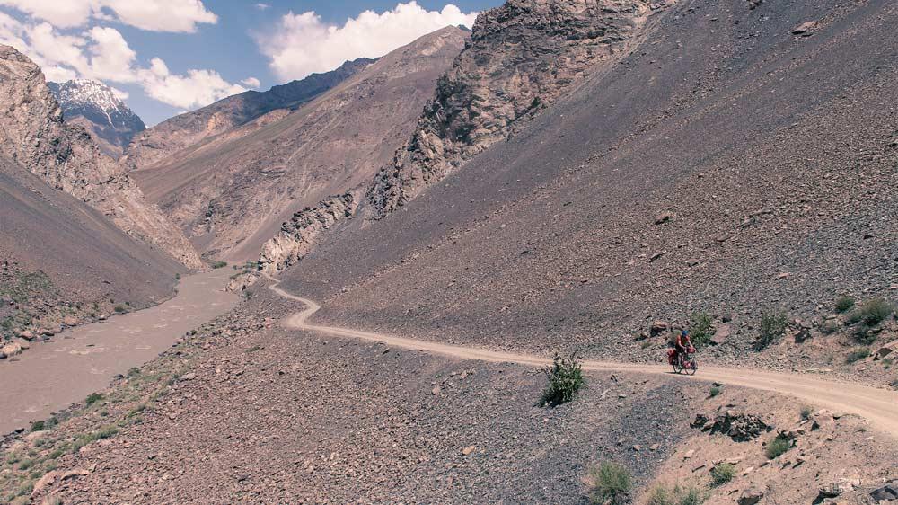 Das Bartang-Tal ist schwieriges Terrain - Foto: www.kilianreil.com