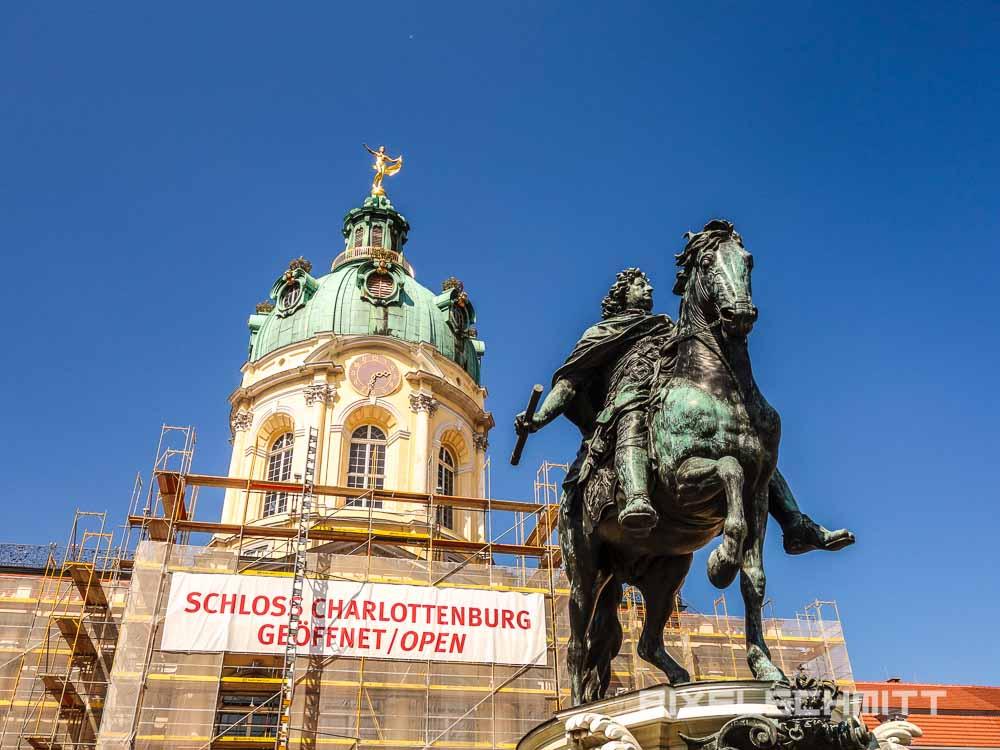 Berlins Sehenswürdigkeiten: Schloss Charlottenburg