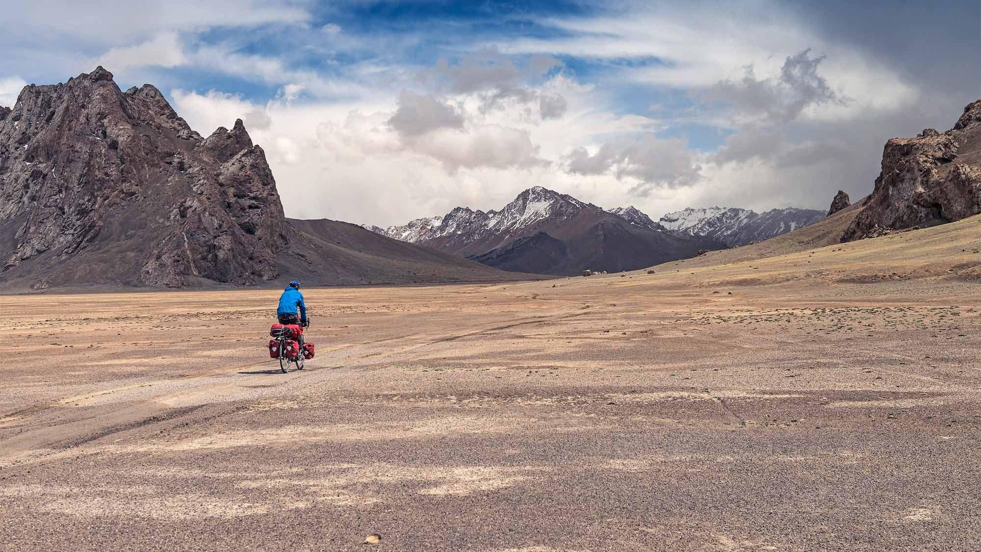 Reisebericht Tajikistan: Mit dem Fahrrad durch das Pamir-Gebirge