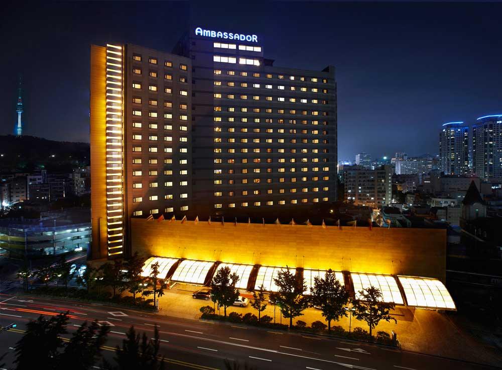 Grand Ambassador Hotel Seoul