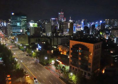 Grand-Ambassador-Seoul-blick-aus-dem-zimmer