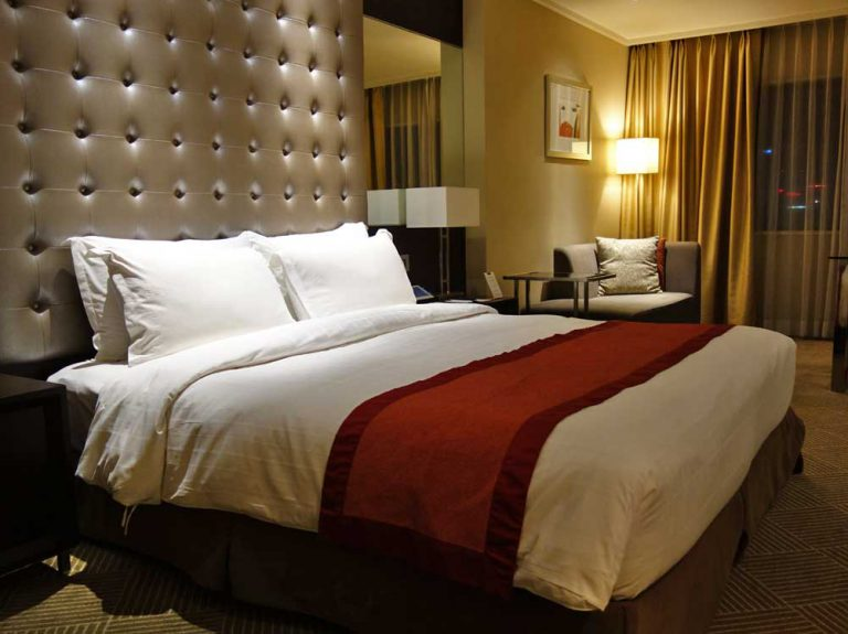 Hotel in Seoul: Zimmer