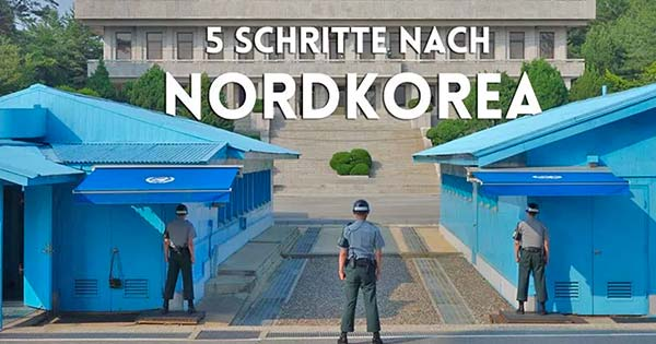 Urlaub in Südkorea - DMZ Nordkorea