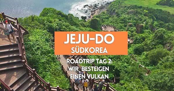 Urlaub in Südkorea - Jeju Do