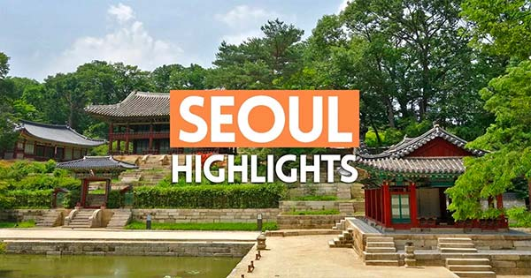 Urlaub in Südkorea - Seoul
