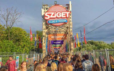 20 Gründe, warum auch Du einmal auf das Sziget Festival musst