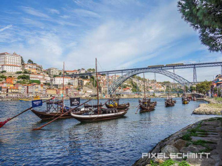 Roadtrip Portugal Porto