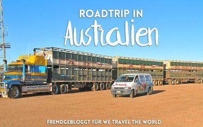 """Fremdgebloggt: Roadtrip Australien – Tipps für """"We Travel the World"""""""