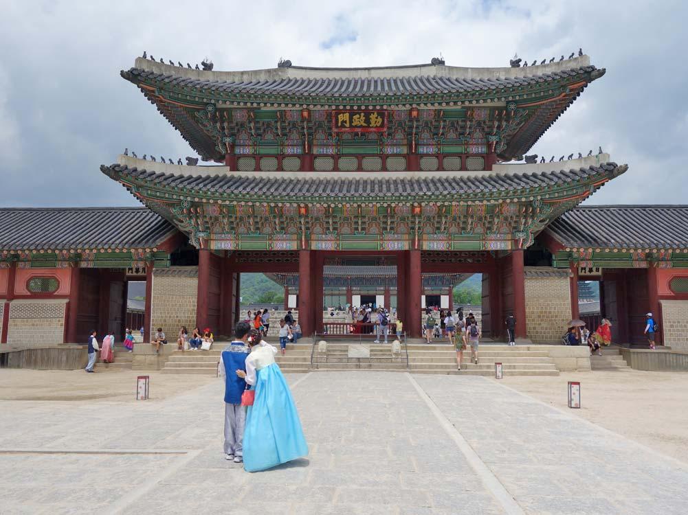Was kostet Urlaub in Südkorea?
