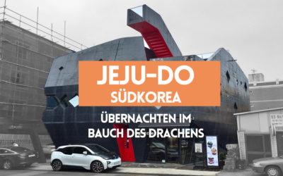 Jeju-Do – Das Hawaii Südkoreas: Hier übernachtest Du im Bauch eines Drachen