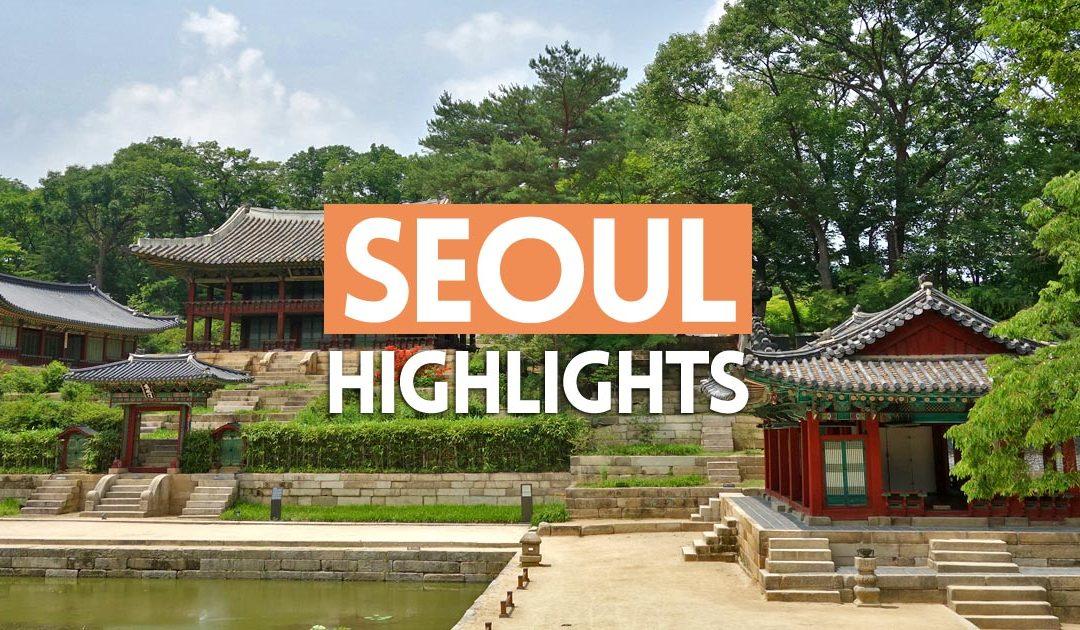 Seouls Highlights: Darum hat mich Seoul komplett begeistert!