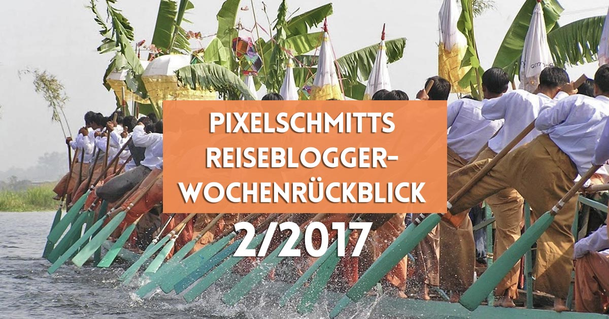 Ein Best-of deutschsprachiger Reiseblogger