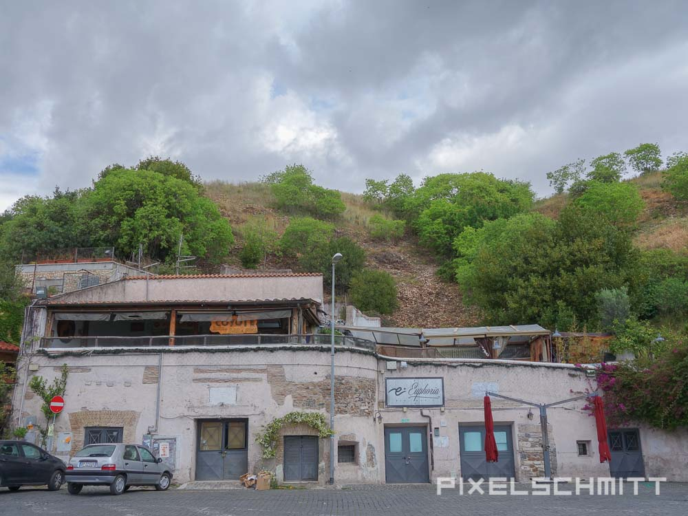 Sehenswürdigkeiten in Rom: Monte dei Cocci (Scherbenberg)