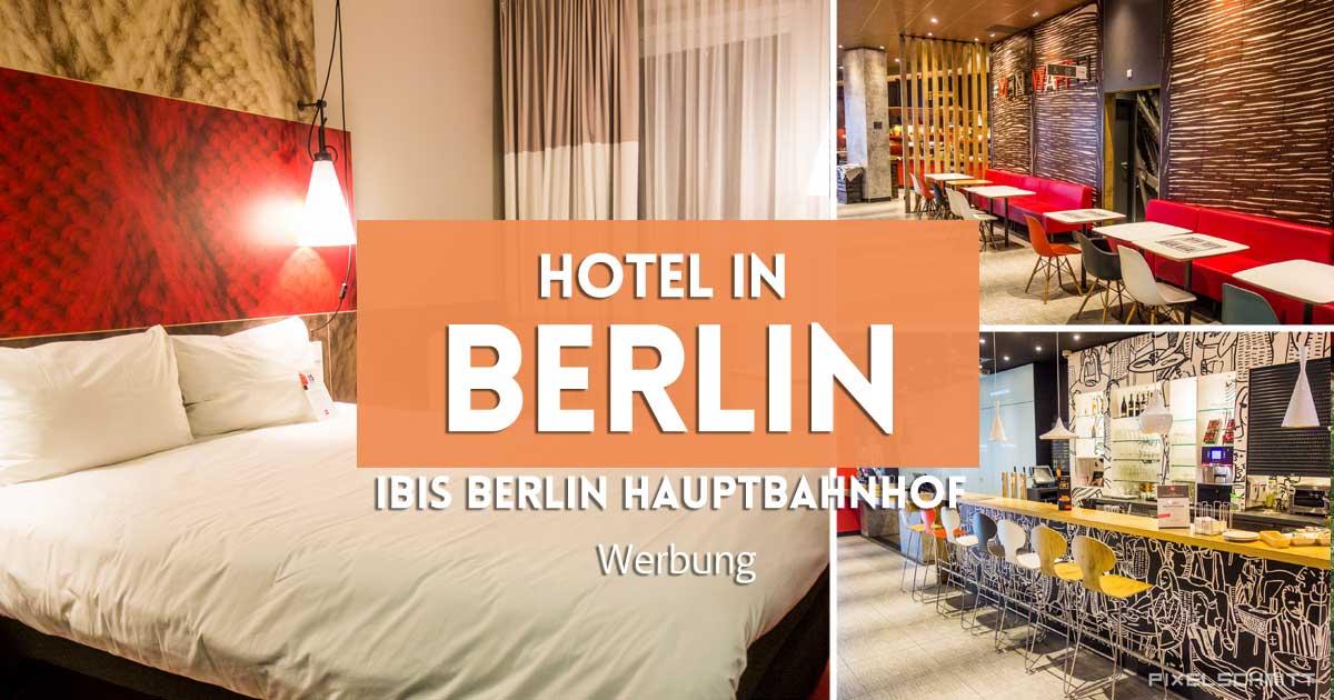 Hotel in Berlin: ibis Berlin Hauptbahnhof