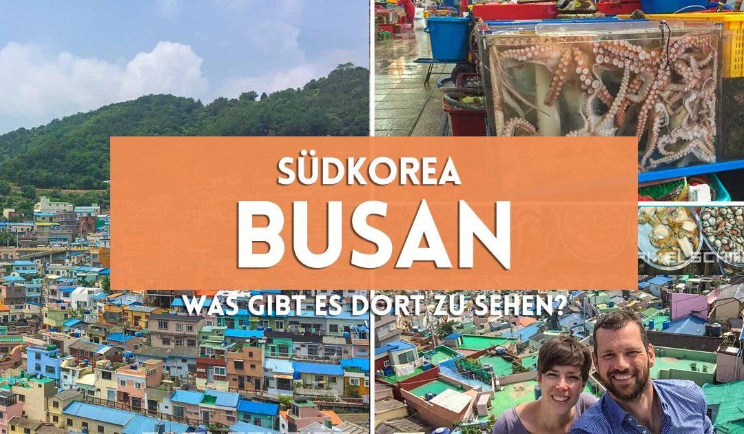 2 Nächte in Busan (Südkorea) – was kann man da eigentlich machen?