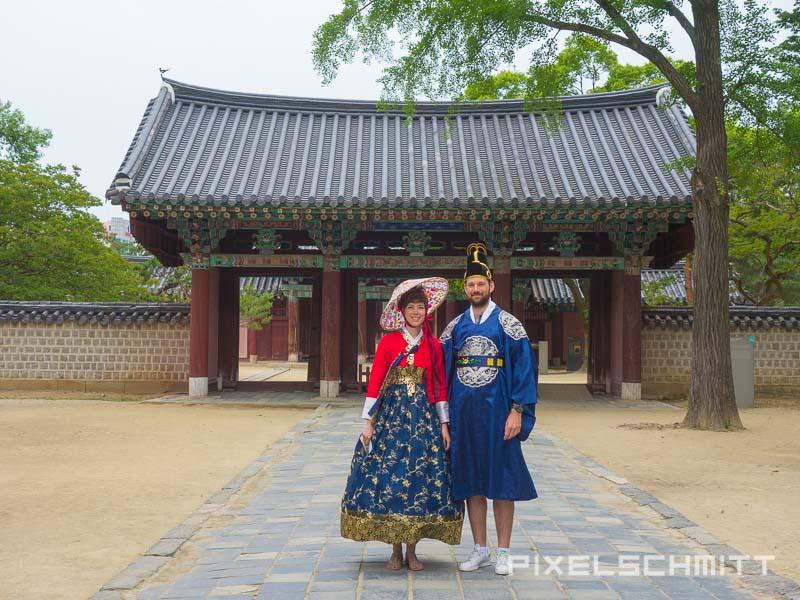 Kostümverleih in Jeonju